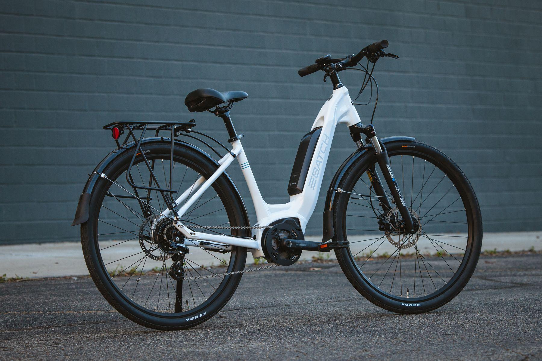 Batch Bicycles Step-Thru E-Bike review