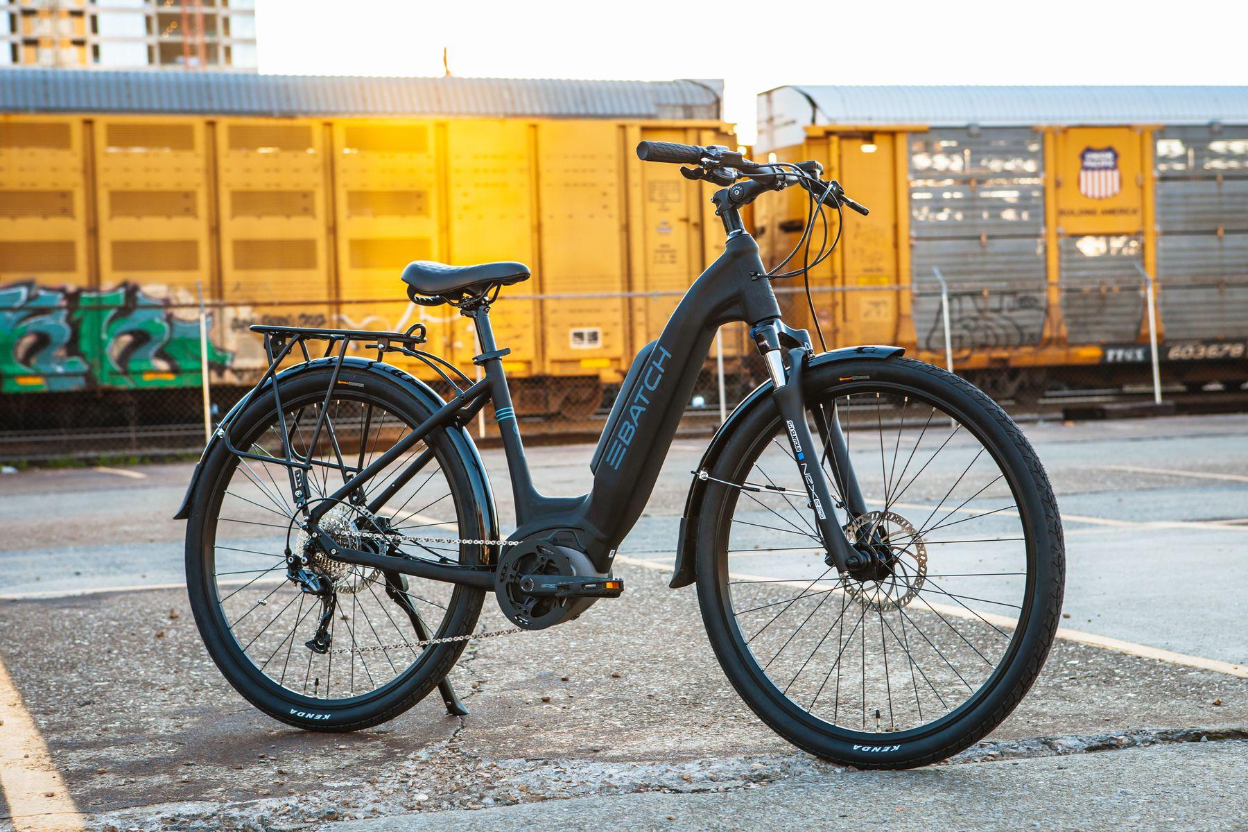 Batch Bicycles Step-Thru Plus E-Bike review