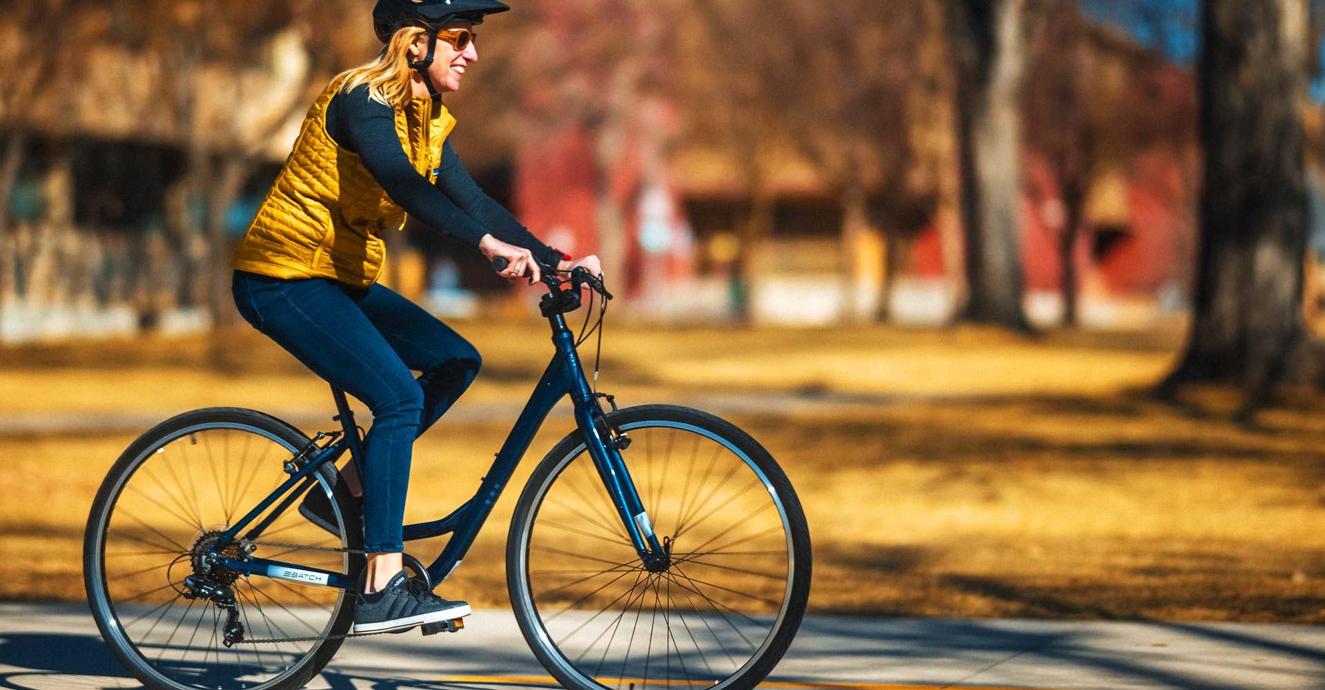 Batch Comfort Bike